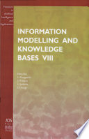 Information Modelling and Knowledge Bases VIII