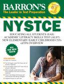 Barron S Nystce 4th Ed Eas Alst Csts Edtpa PDF