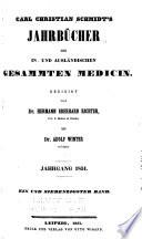 Schmidt's Jahrbuecher  , Volumes 71-72
