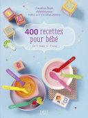 Pdf 400 recettes pour bébé Telecharger