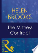The Mistress Contract  Mills   Boon Modern