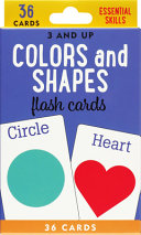 COLORS AND SHAPES FLASH CARDS  Book PDF