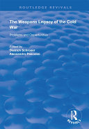 Pdf The Weapons Legacy of the Cold War Telecharger