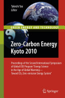 Zero Carbon Energy Kyoto 2010