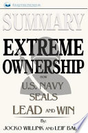 Summary - Extreme Ownership