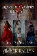 Pdf Heart of a Vampire, Book Bundle (Books 1-3)