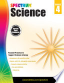 """Spectrum Science, Grade 4"" by Spectrum"