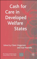 Cash for Care Systems in Developed Welfare States