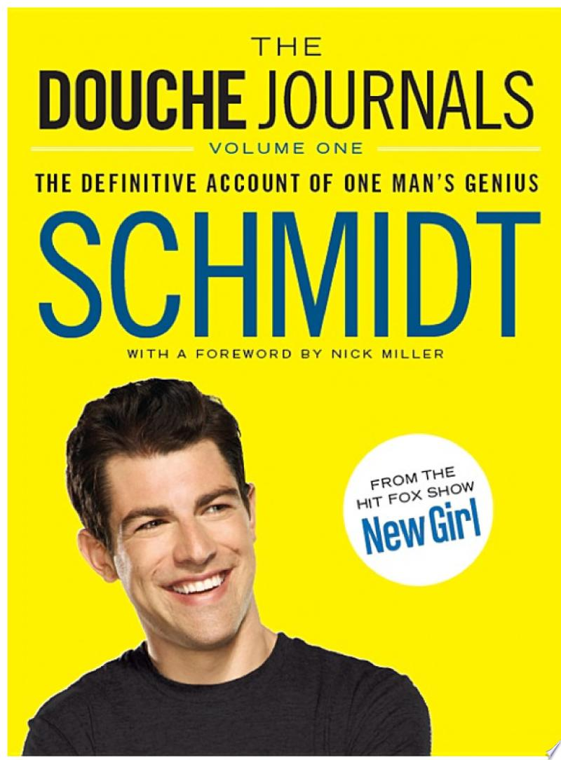 The Douche Journals banner backdrop