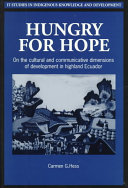 Hungry for Hope Book