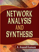 NETWORK ANALYSIS AND SYNTHESIS Pdf/ePub eBook