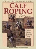 Calf Roping Book