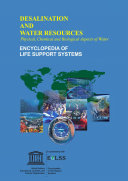PHYSICAL, CHEMICAL AND BIOLOGICAL ASPECTS OF WATER -Volume I