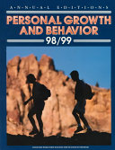 Personal Growth and Behavior, 98-99
