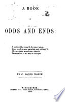 A Book of Odds and Ends