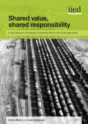 Shared Value, Shared Responsibility
