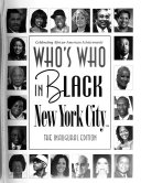 Who's Who in Black New York City