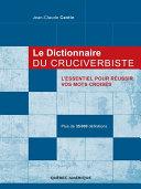 Pdf Le Dictionnaire du cruciverbiste Telecharger