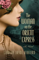 The Woman on the Orient Express banner backdrop