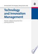 Technology And Innovation Management Book PDF