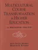 Multicultural Course Transformation In Higher Education