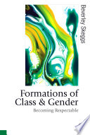 Formations Of Class Gender