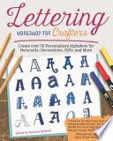 Lettering Workshop for Crafters