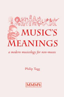 Music's Meanings