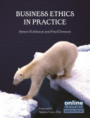 Business Ethics in Practice
