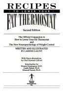 Pdf Recipes to Lower Your Fat Thermostat