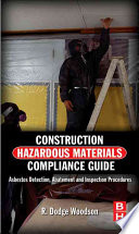 Construction Hazardous Materials Compliance Guide Book
