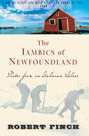 Pdf The Iambics of Newfoundland