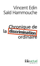 Chronique de la discrimination ordinaire Pdf/ePub eBook