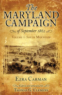 The Maryland Campaign of September 1862, Volume I Pdf