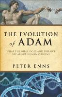 Pdf The Evolution of Adam