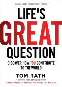 Life s Greatest Question Book