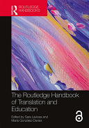 Pdf The Routledge Handbook of Translation and Education Telecharger