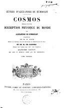 Cosmos : essai d'une description physique du monde
