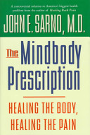 Cover of The Mindbody Prescription