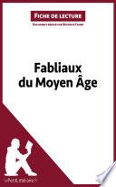 Fabliaux du Moyen Âge (Fiche de lecture)
