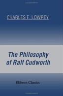 The Philosophy Of Ralf Cudworth