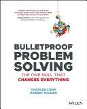 Bulletproof Problem Solving Pdf/ePub eBook