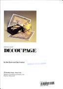 Decoupage  Step by Step