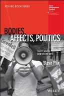 Bodies  Affects  Politics