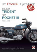 Triumph Trident   BSA Rocket III