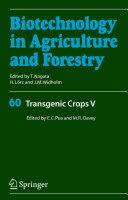 Pdf Transgenic Crops V