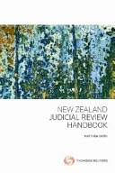 The New Zealand Judicial Review Handbook