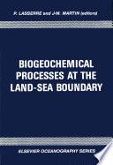 Biogeochemical Processes at the Land Sea Boundary