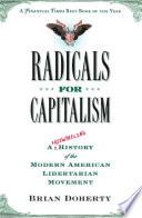 Radicals for Capitalism