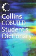 Collins Cobuild - Student's Dictionary Plus Grammar